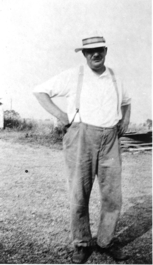 Morris Saxe at the Canadian Jewish Farm School (Georgetown, ON), 1927. Ontario Jewish Archives, Blankenstein Family Heritage Centre, item 1675.